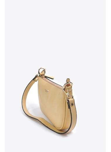 Vizon Ayakkabı Omuz Çantası Sarı